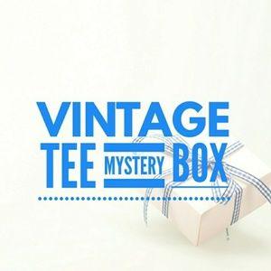 Vtg Mystery Box 90's Crewneck Sweatshirts & More